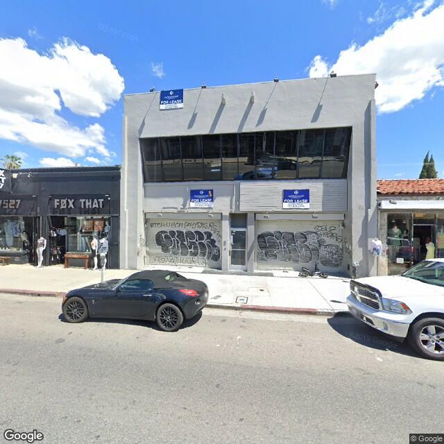 7519-7521 Melrose Ave, Los Angeles, CA 90046