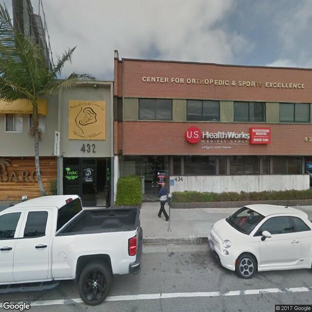 432 S San Vicente Blvd