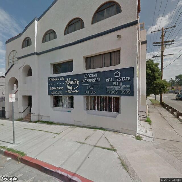 701 North Alvarado Street